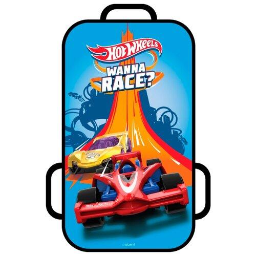 Купить Ледянка 1 TOY Hot Wheels (Т10596) синий/красный, Ледянки