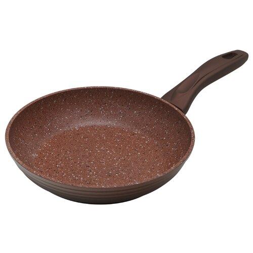 Сковорода Polaris Provence-24F 24 см, коричневый igbt component cm100du 24f