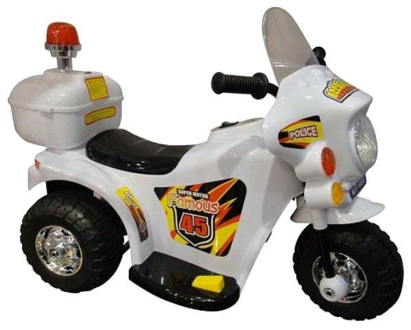 Мотоцикл Jinjianfeng TR991 White