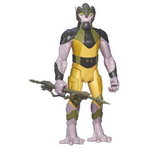 Купить Фигурка Hasbro Звёздные войны: Повстанцы. Гаразеб Оррелиоз A8840, Игровые наборы и фигурки