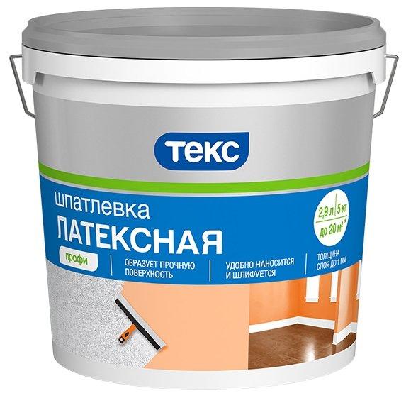 ТЕКС латексная Профи
