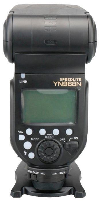 YongNuo Вспышка YongNuo Speedlite YN968N for Nikon