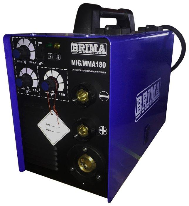 Сварочный аппарат BRIMA MIG/MMA-180
