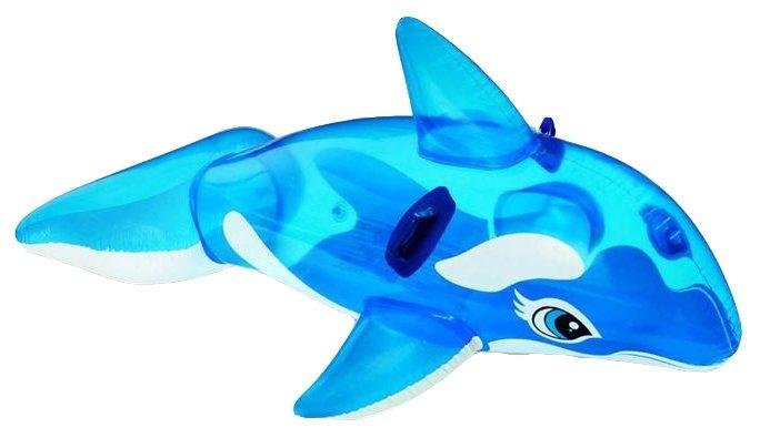Игрушка для плавания надувная ПТК-Спорт Кит 010-1061