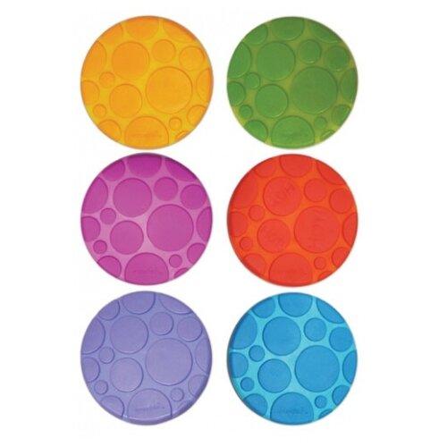 Купить Набор ковриков для ванны Munchkin 11196 разноцветный, Сиденья, подставки, горки