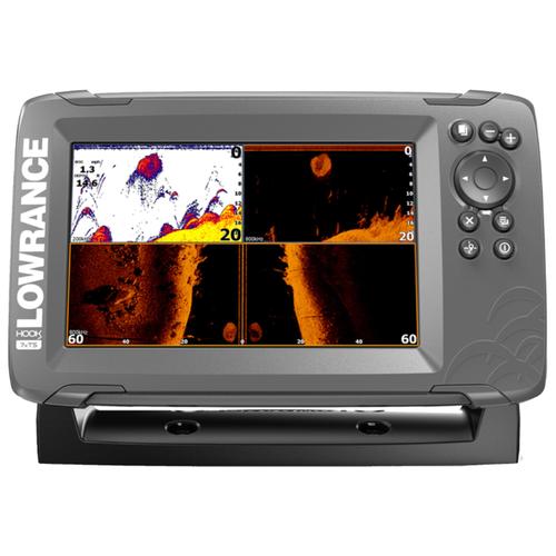 Эхолот Lowrance HOOK2 7x GPS Splitshot (000-14020-001) carven paris mascate парфюмерная вода 100мл