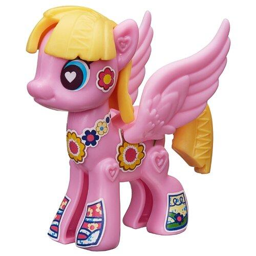Игровой набор My Little Pony Создай свою пони Медоу Флауэр B5107 игровой набор b2072eu4 на ферме яблочная аллея my little pony my little pony