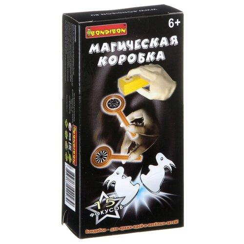 Купить Набор для фокусов BONDIBON Магическая коробка № 2 ВВ2117, Настольные игры