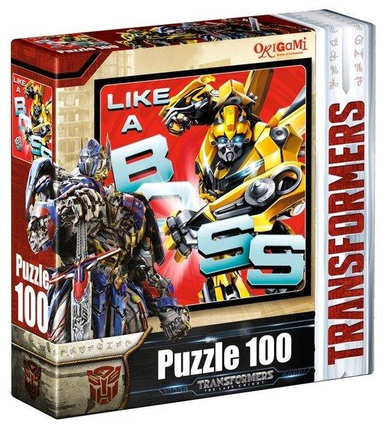 Пазл Origami Transformers Like a Boss (03279), 100 дет.