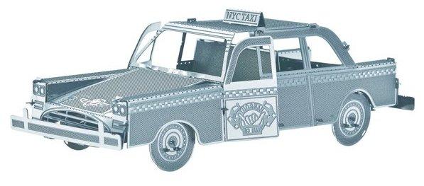 Сборная модель Educational Line 3D Metal Puzzle Такси L (WZ-9848),,