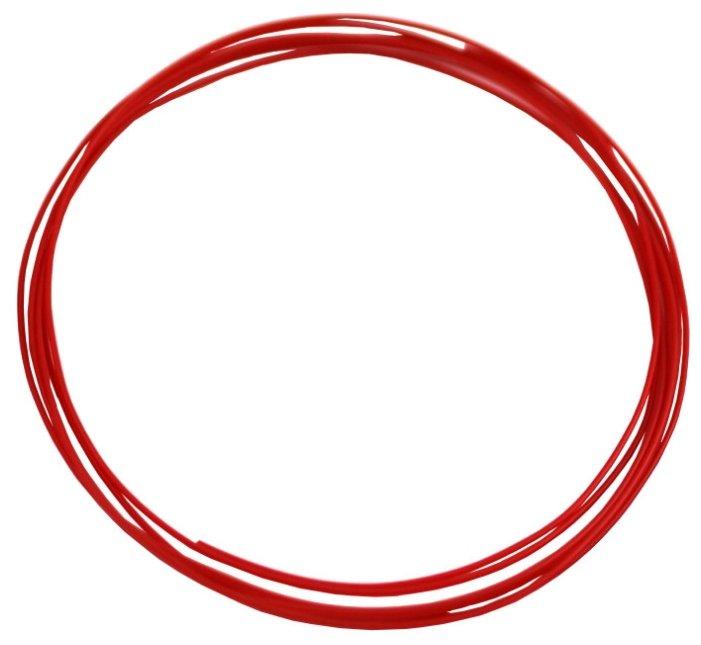 МАСТЕР-ПЛАСТЕР PLA пруток Мастер Пластер 1.75 мм красный