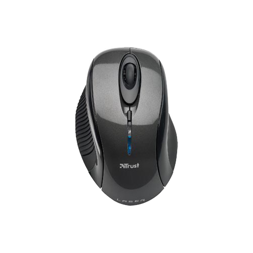 Мышь Trust Wireless Optical Mouse MI-4900Z Black USB