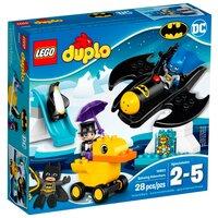 LEGO Duplo 10823 Приключения на Бэтмолёте