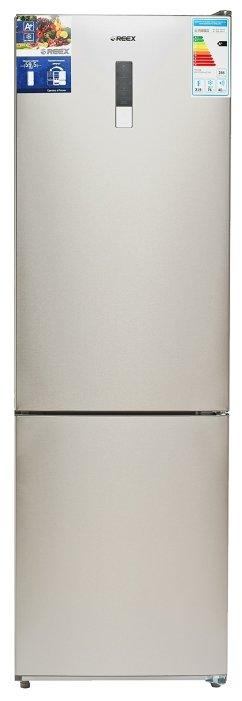 Холодильник REEX RF 18830 DNF S