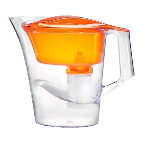 Фильтр кувшин БАРЬЕР Твист 4 л оранжевый барьер танго оранжевый