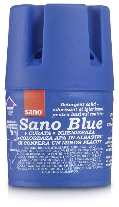 Sano мыло для сливного бака Blue
