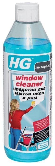 Жидкость HG Window cleaner для мытья окон