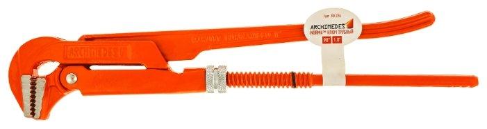 Ключ трубный рычажный Archimedes 90224