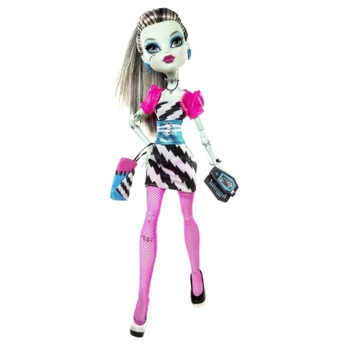 Кукла Monster High Рассвет танца Фрэнки Штейн, 27 см, CBX62