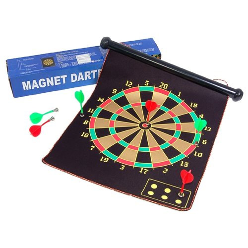 Купить Дартс магнитный Shenzhen Jingyitian Trade с 6 дротиками (1522), Спортивные игры и игрушки