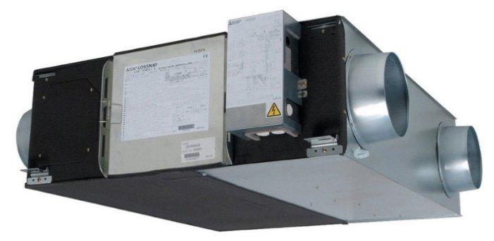 Вентиляционная установка Mitsubishi Electric Lossnay LGH-80RVX-E