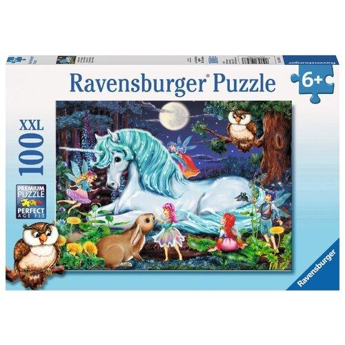 Купить Пазл Ravensburger Зачарованный лес (10793), 100 дет., Пазлы