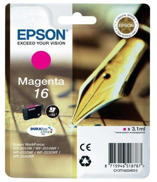 Картридж Epson C13T16234010