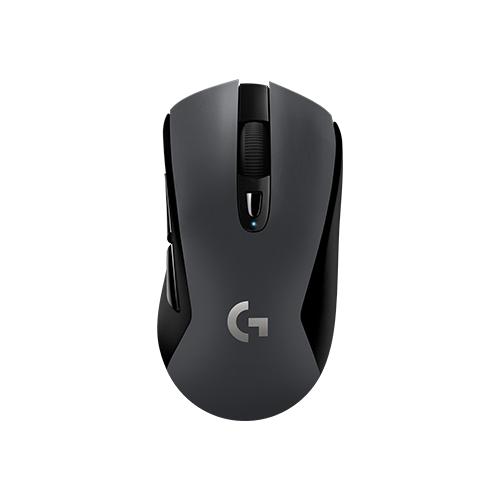 Беспроводная мышь Logitech G G603 Lightspeed черный мышь logitech g502 lightspeed