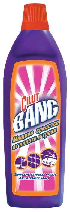 Cillit BANG жидкость Налет и грязь