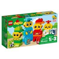 Конструктор LEGO 10861 Duplo My First Мои первые эмоции