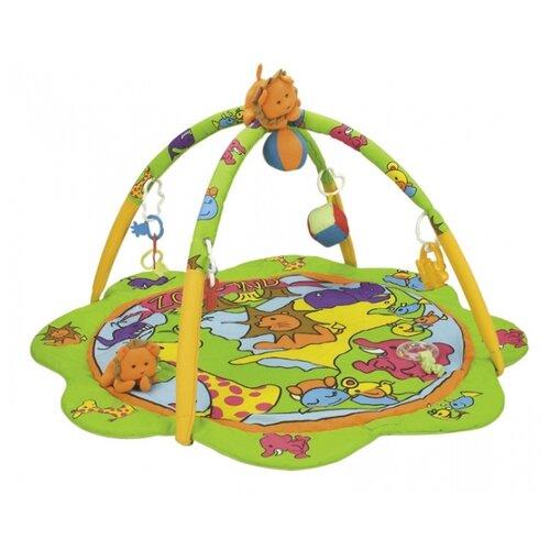 Развивающий коврик Canpol Babies Зоопарк (2/260)