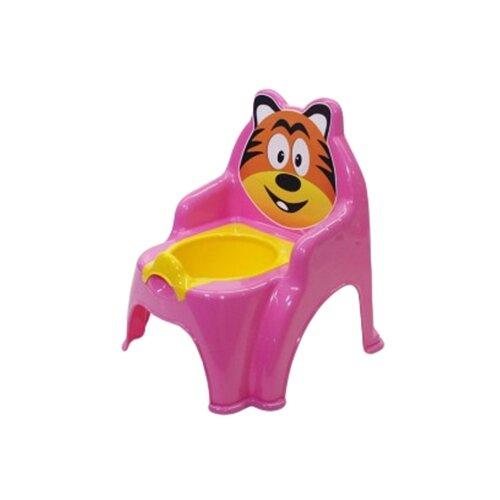 Doloni горшок Тигра розовыйГоршки и сиденья<br>