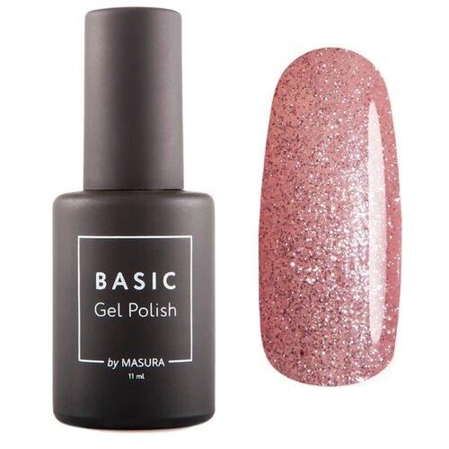 Гель-лак Masura Basic 11 розовый бриллиантГель-лак<br>