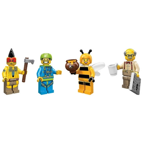 Конструктор LEGO Collectable Minifigures 71001 Серия 10