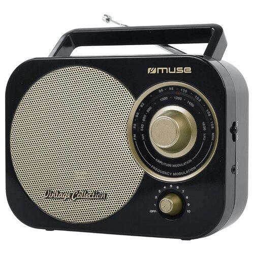 Радиоприемник Muse M-055 black