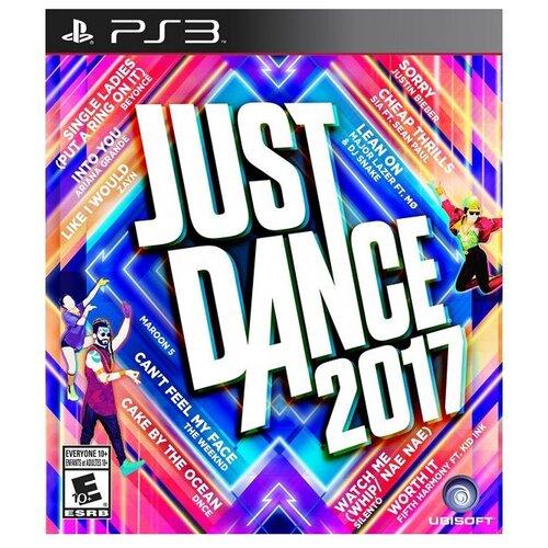 Игра для PlayStation 3 Just Dance 2017