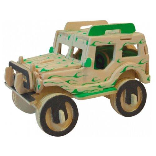 Купить Сборная модель Чудо-Дерево Внедорожник (малый) (P123A), Сборные модели