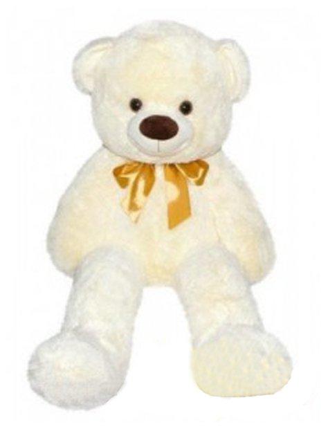 Мягкая игрушка Fancy Мишка Женька белый 100 см