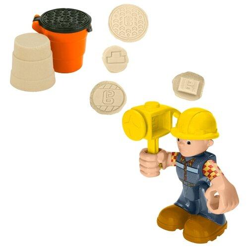 Купить Фигурка Bob the Builder с аксессуарами и песком FDM84, Игровые наборы и фигурки