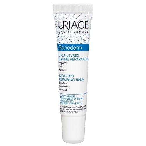 Uriage Бальзам для губ Bariederm мыло uriage