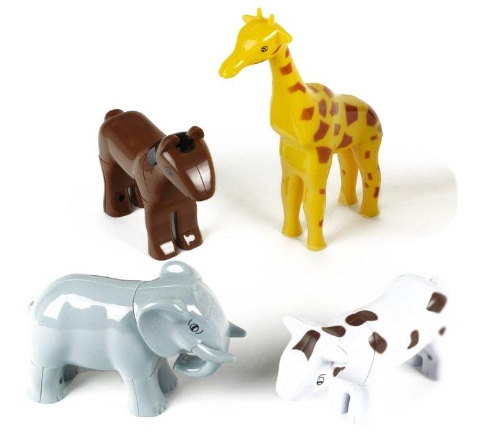 Набор пазлов Klein 3D Животные (0066K)