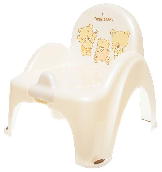 Tega Baby горшок Teddy Bear (MS-012)