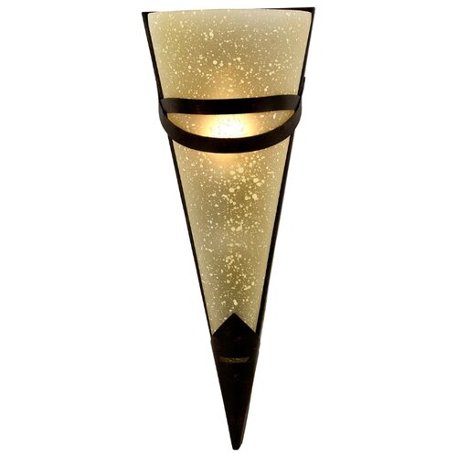 Настенный светильник Globo Lighting Rustica II 4413-1, 40 Вт бра globo 4413 1w rustica 2