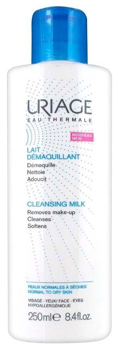 Uriage молочко очищающее Demaquillante