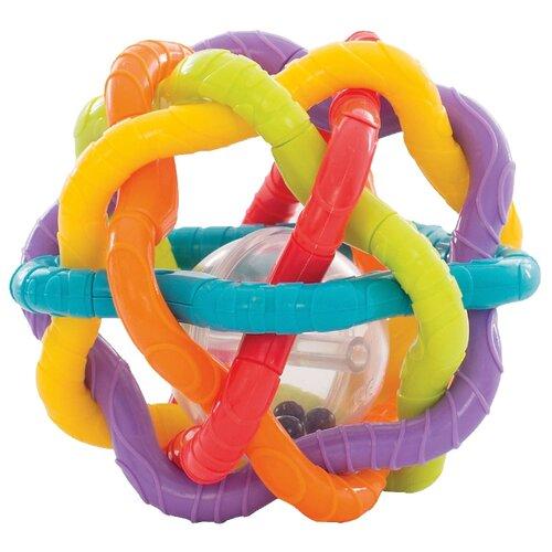 Купить Погремушка Playgro Bendy Ball разноцветный, Погремушки и прорезыватели