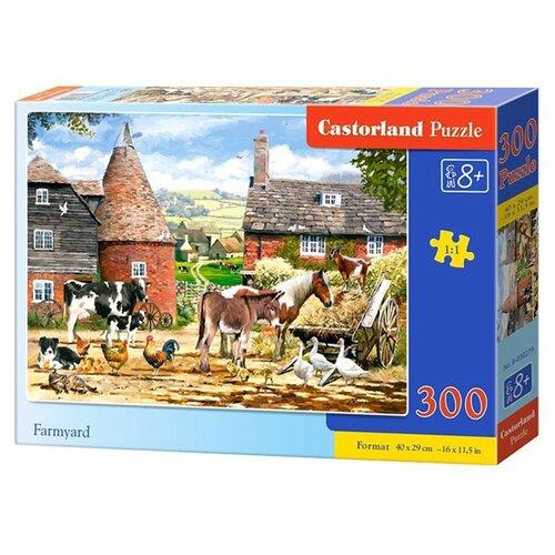 Купить Пазл Castorland Farmyard (B-030279), 300 дет., Пазлы