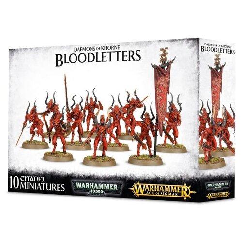Миниатюры Games Workshop Daemons of Khorne: Bloodletters