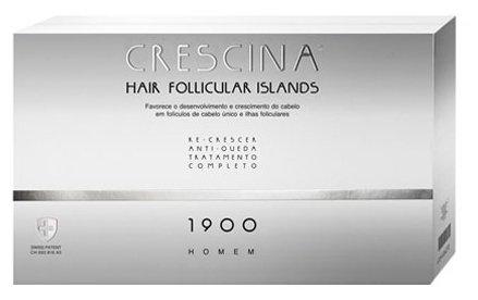 Crescina Ампулы комплекс для мужчин, дозировка 1900