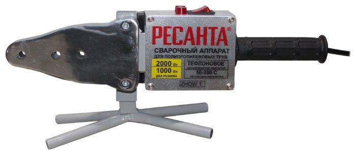 Аппарат для раструбной сварки РЕСАНТА АСПТ-2000