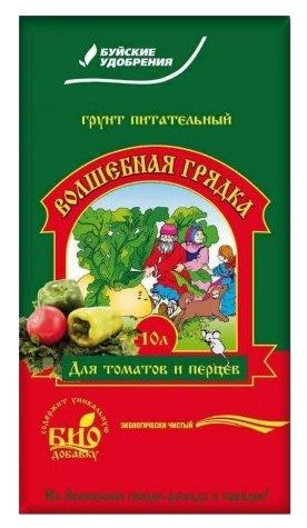 Грунт Буйский химический завод Волшебная грядка Для томатов и перцев 20 л.